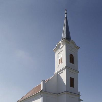 Bogádmindszent, Református Templom