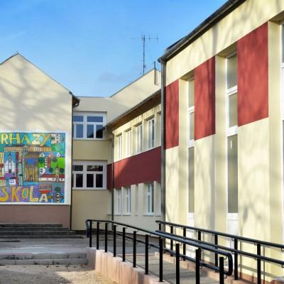 Eszterházy Móric Nyelvoktató Német Nemzetiségi Általános Iskola Szabadság téri épületének energetikai korszerűsítése