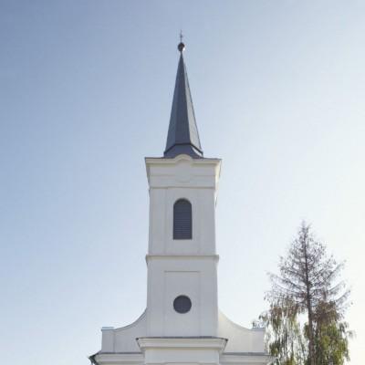 Páprád, Református Templom