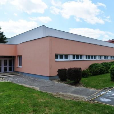 Sárvári Nádasdy Tamás Általános Iskola tornacsarnokának energetikai korszerűsítése